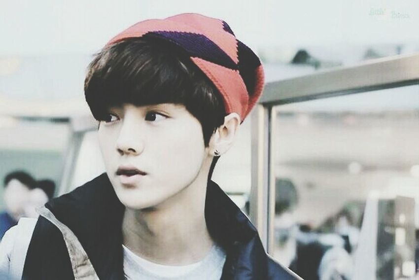 So beautiful *_* Luhan EXO Kpop Cute cr: owner