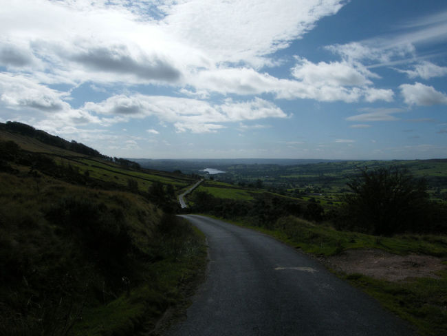 Road Cloud - Sky Landscape The Way Forward Outdoors Scenics Vacations Travel Destinations No People Sky Archipelago Nature Day Beauty In Nature Staffordshire Moorlands Mountain The Roaches The Roaches Leek Staffordshire Road Rolling Road Winding Road Long And Winding Road