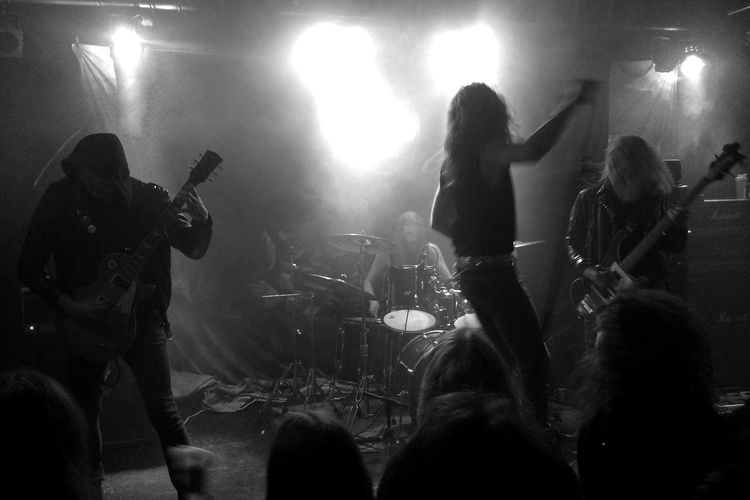.::Vampire::. Live Music Blackandwhite Awesome Performance Music Concert Black And White Excellence MADE IN SWEDEN Vampire Black And White Metal