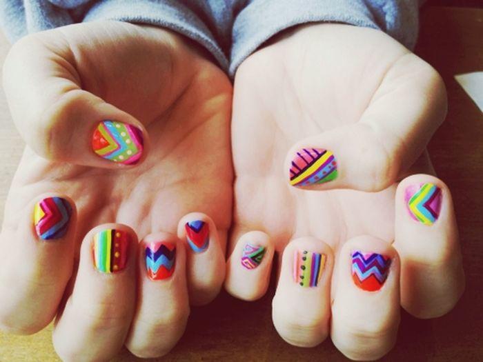 Nails <3 Astecas Verynice Picoftheday