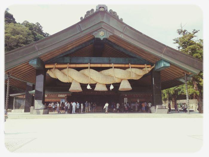 @Izumo Taisha Shimane Japan
