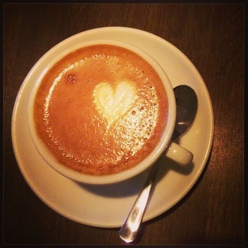 Coffee Flatwhite Praha Prague