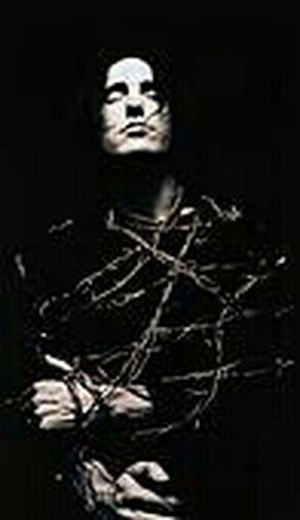 Gothic B&w Gothic Barbed Wire Wednesday I Art Directed This Photo Photo Credit Pamela Springsteen Credit Images Properly Trent Reznor