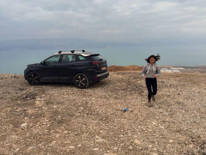 Desert Dead Sea