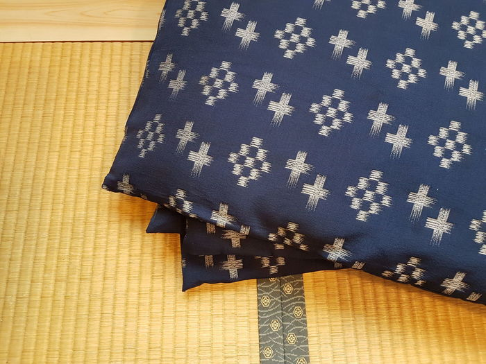 Indoors  Wood - Material Close-up No People Day Japanese Culture Culture And Tradition Indoors  Tradition Old-fashioned Lifestyle Tatami Pillow Seat Japan Japanese  Zabuton Cushions  Room Decor Traditional Flooring Square Decoration Heritagebeauty Culture