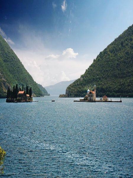 Boka Kotorska Jadran Kotor Crna Gora Montenegro