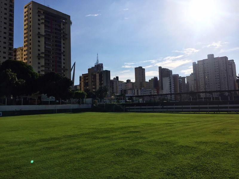 My land. Goiânia Goiás State Goias Esporte Clube Landscape_Collection Landscape Jota Architecture Green Green Green!  Sky_collection