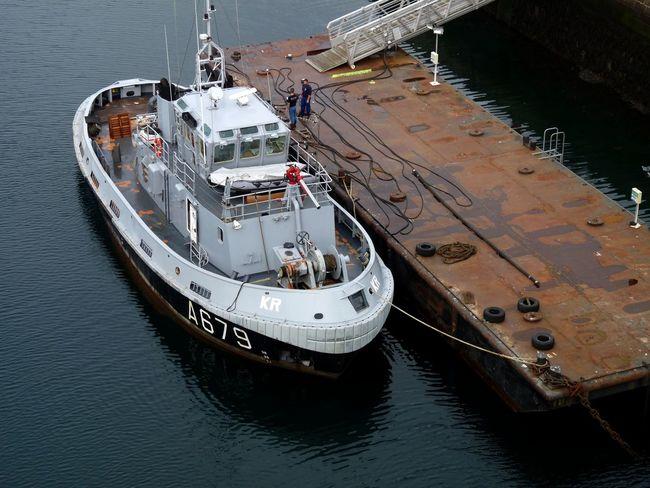Boat Brest Harbor Mode Of Transport Nautical Vessel Nava Portugal Remorse River Ship Transportation Tugboat Water Waterfront