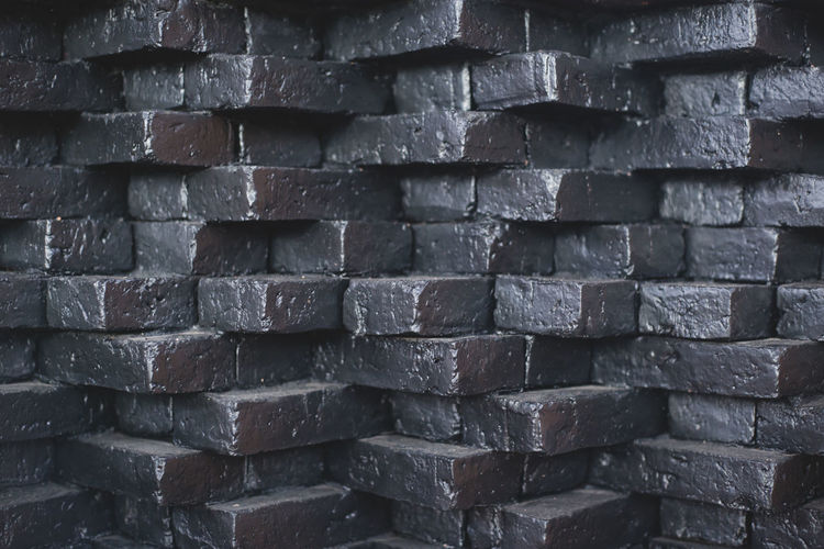 Stone background Abundance Architecture Backgrounds Brick Brick Wall Built Structure Close-up Day Full Frame Large Group Of Objects Nature No People Outdoors Pattern Repetition Roof Tile Rough Stack Textured  Wall Wall - Building Feature Wheel