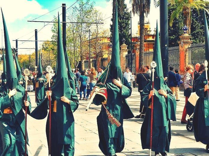 Streetphotography Sevilla El Sol Semana Santa Sevilla 2013