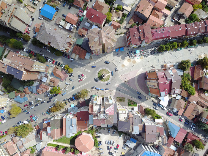 Center of North Mitrovica Aerial View Outdoors Built Structure First Eyeem Photo EyeEmNewHere Stories From The City