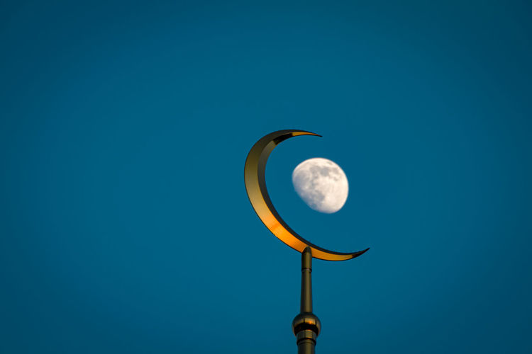 Religion and moon