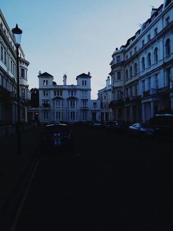 London Calling Empty Roads Night Lights Notting Hill EyeEm LOST IN London Cityscapes From My Point Of View No People Travel Destinations Travel Outdoor Architecture The Week Of Eyeem Exterior View Empty Road Clear Sky 9 Pm Outdoors Calm Building Vertical Urban Exploration Nottinghill Neighborhood Map Postcode Postcards