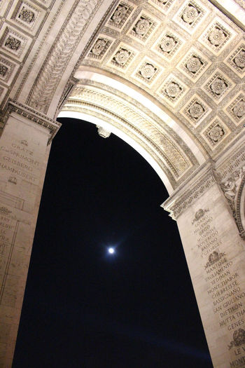 Arc De Triomphe L'arc De Triomphe The Architect - 2016 EyeEm Awards