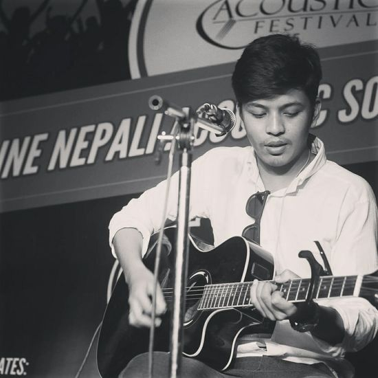 Live Music Acoustics Guitar Moments Life