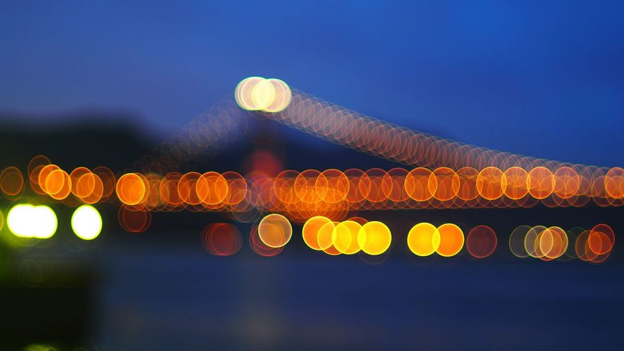 Bokeh Lights Bokeh Bridge Oceanside Enjoying Life Bokeh Bubbles Bokeh Blast Hong Kong Style