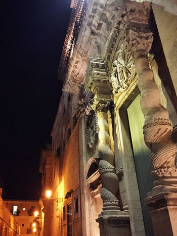 Santa Lucia alla Badia (1700) Getting Inspired The Places I've Been Today Architecture Enjoying The View Ortigia EyeEm Best Shots Great Atmosphere Architecture_collection Sicily Ortigia By Night Duomo - Ortigia