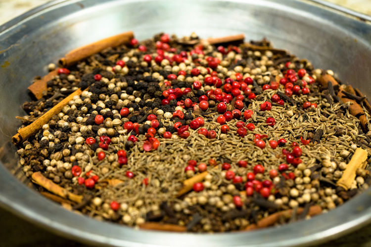 toating spices for Garam Marsala for Indian curry Berry Close-up Curry Food Food And Drink Garammasala Healthy Eating Indian Food No People Selective Focus Spices Toasting Toasting The Spices