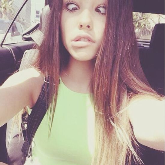 perfection aka madison elle beer ♥♡♥ Madisonbeer Madisonellebeer Perfect Love