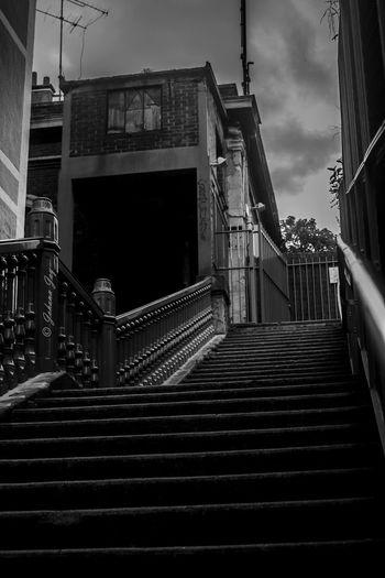 La Petite Ceinture Paris, France  Noir Et Blanc Black And White Promenade Patrimoine De France Perspective Monochrome The Tourist HUAWEI Photo Award: After Dark EyeEmNewHere #urbanana: The Urban Playground