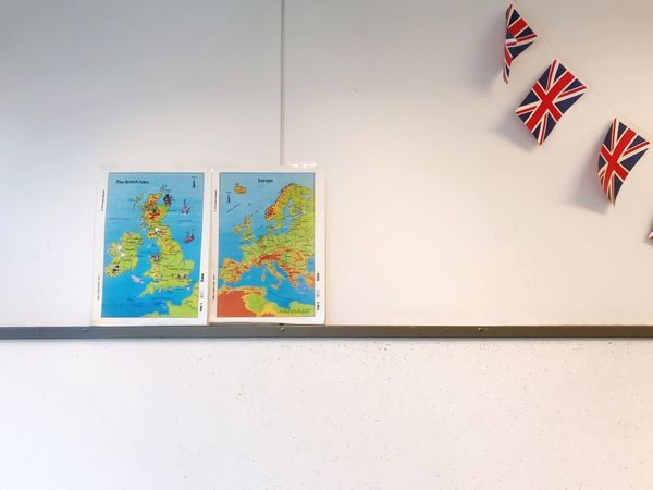 Apparently Brexit has already happened at my kid's school Brexit