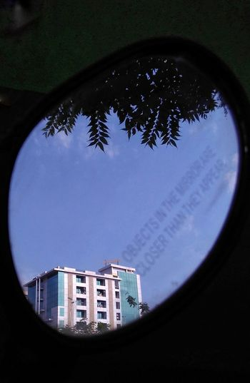Urban Reflections Mirror Rearview Urban Architecture Goa Panaji Patto Objectsinmirrorarecloserthantheyappear Eeyemgoa December Onemorning Architecture Freelancerlife PhonePhotography Redmi