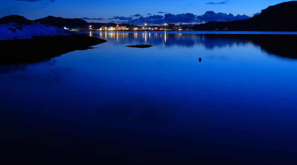 Nordmøre Amselcom Nordic Light Flatøya