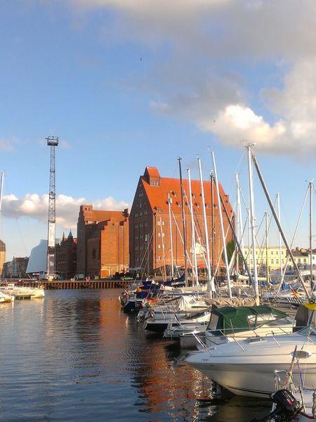 Hansestadt Stralsund Taking Photos Hello World Enjoying Life