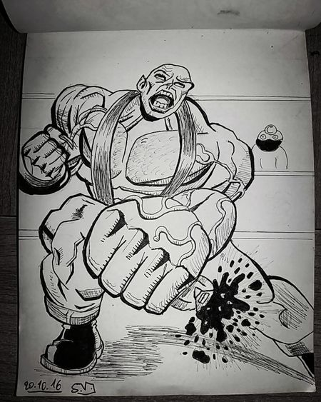 By Sam inktober day 20 squeeze Sketch Draw Ink Drawings Drawing Art Arts Inktober Inktober2016 Drawning Tagsforlikes Art, Drawing, Creativity Paper Illustration Art Gallery Black And White