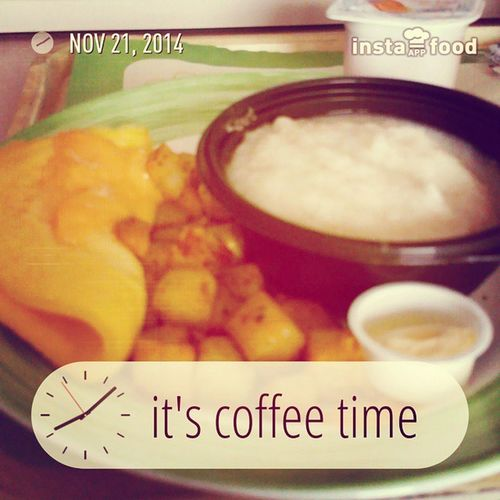 Cape coral hospital breakfast ? Photo made by InstaFood Instafood Instafoodapp Android CapeCoral fl day autumn fl