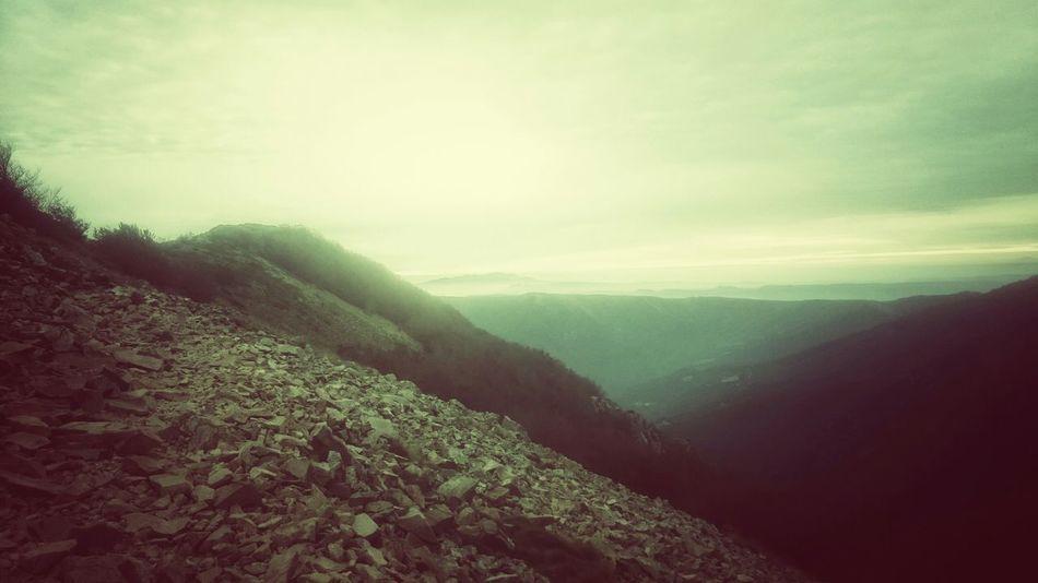 Cataluña Montana Turo De L'home Rocks Landscape Filter Catalonia Montain  My Photo