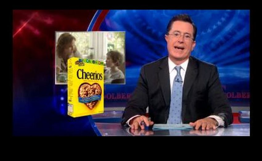 """""""Be gone,nefarious demon loops.."""" Stephen Colbert Parody Hilarious One Thing I Can't Live Without"""