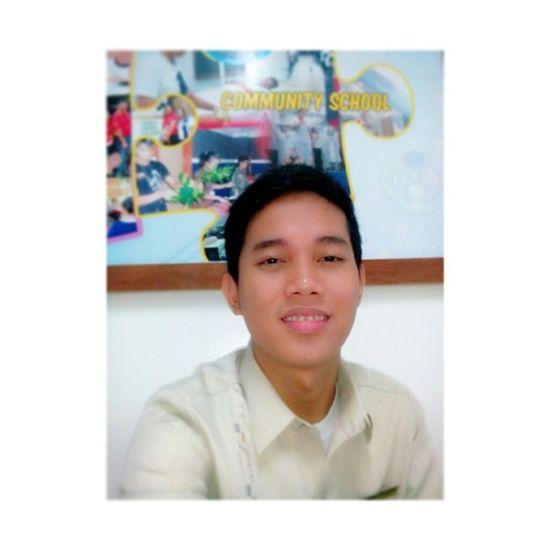 Smile lang gihapon masking gikapoy nag duty! Incampus Duty SSG Ces Thursday Igers GV