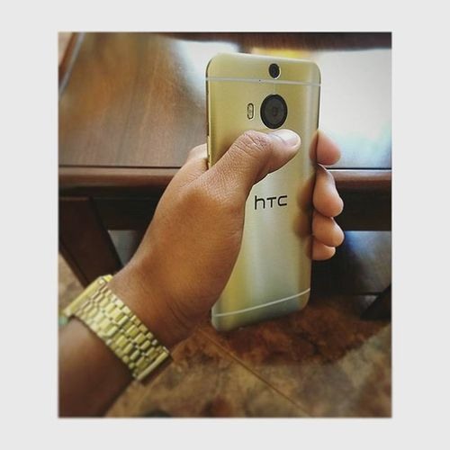 Let try something new Htconem9plus Gold