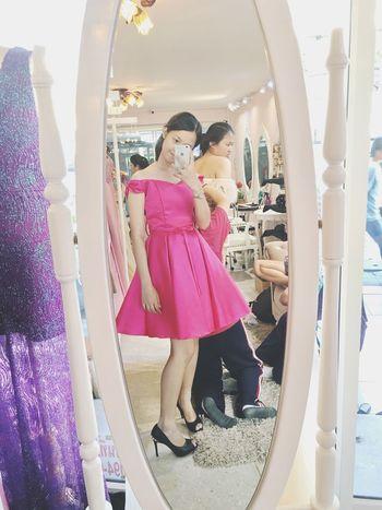 Dressing Up Pink