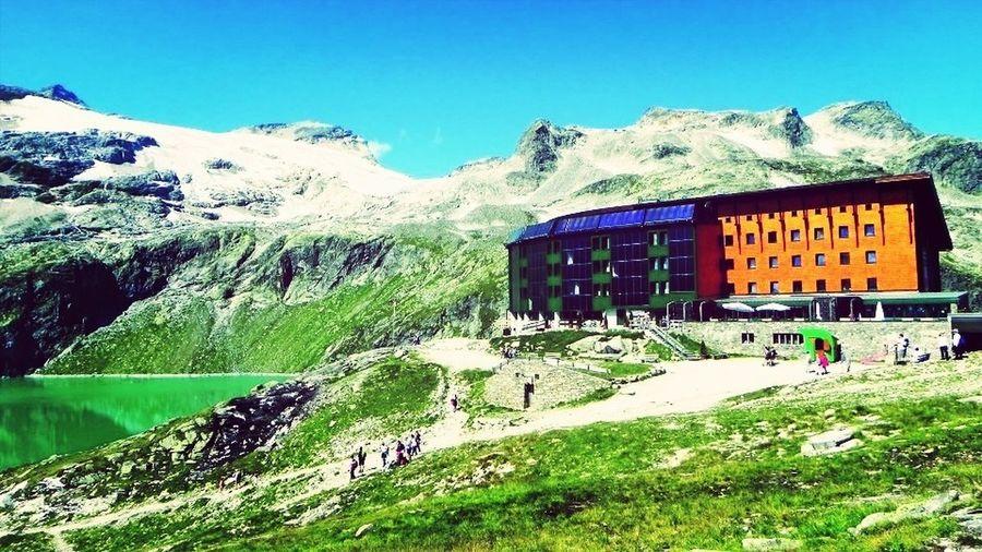Weißsee Gletscherwelt 2.315 M Sommer 08