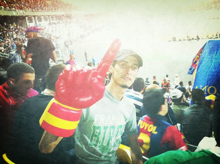 Watching The Game FC Barcelona