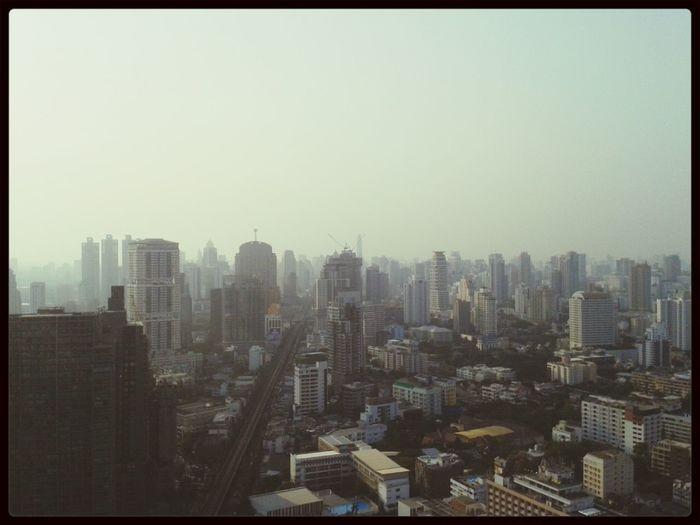 Bangkok Thailand. BANGKOK DANGEROUS City NO SPACE