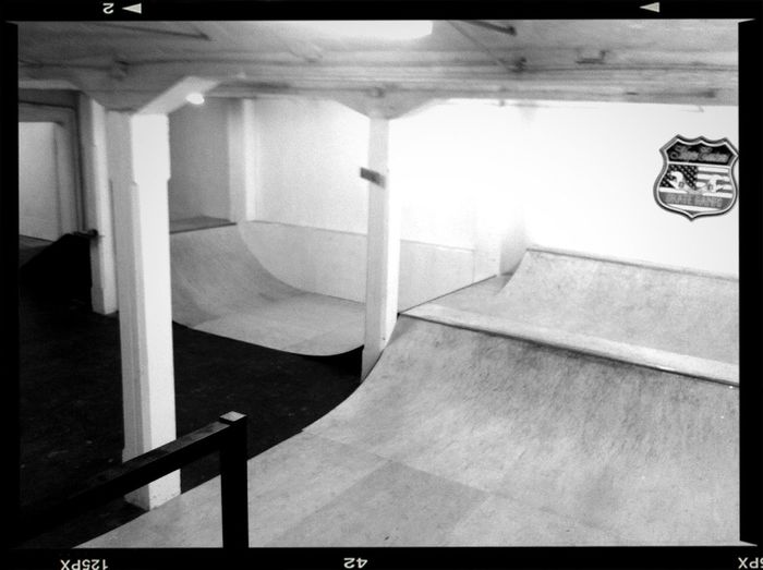 Sbinjes Customs Skate Park