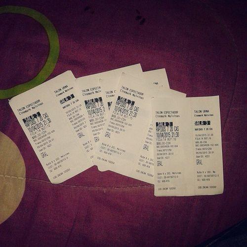 Ya Tengo Las Entradas para ir al cine rapidoyfurioso7 ❤.❤