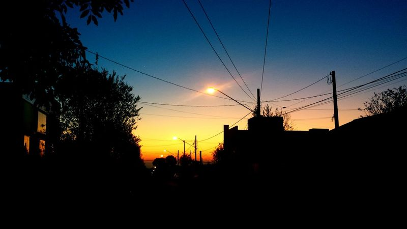 Sunshine Urban Poetry Sky Colors Time To Wake Up 50 Shades Of Sunrise Time To Work Sky_collection Skylovers Sunrise_Collection Gold Sky