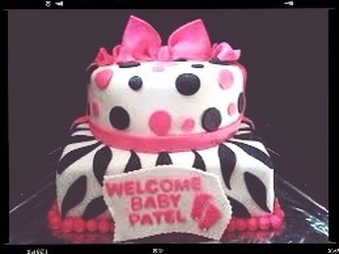 My Baby Shower Cake I Want