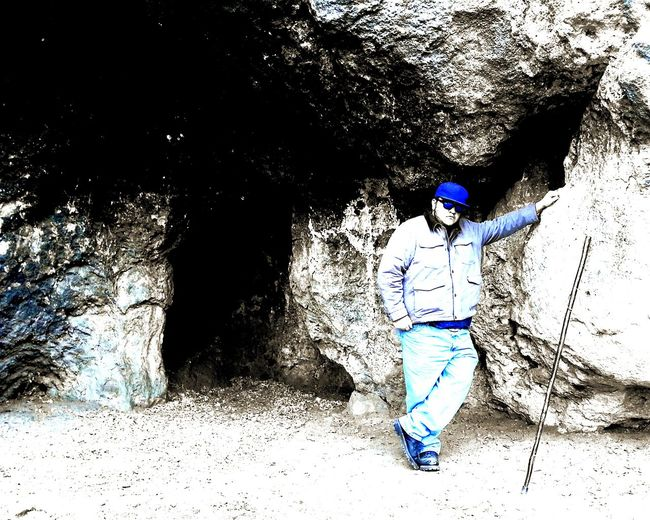 Showcase: November That's Me Hi! Posing For The Camera Bluelenses Blue Bluepoint Cave Check This Out Taking Photos Enjoying Life Hello World Cheese! Mountain Beautiful Caves