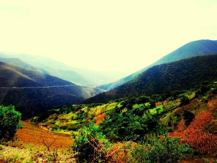 Ayabaca Piura Paisaje Natural Campo