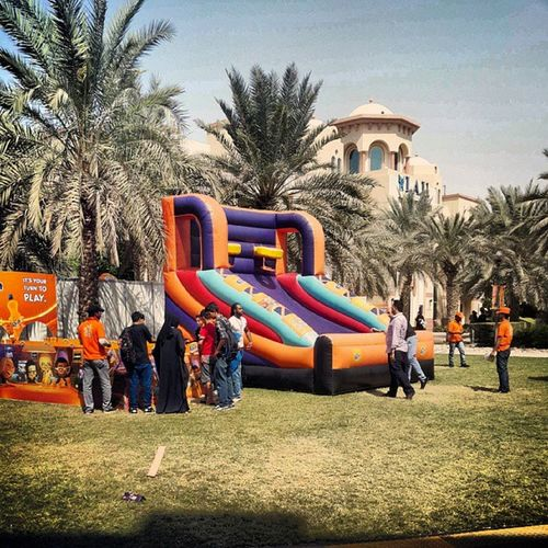 Diac week of welcome Fun