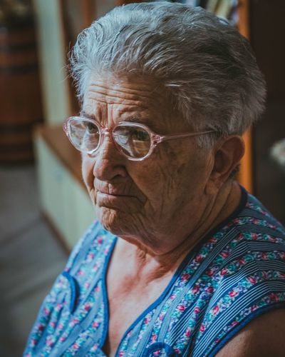 How I lived Senior Adult Eyeglasses  Senior Women Real People One Person Focus On Foreground Retirement Senior Men Home Interior Glasses Headshot Eyewear Indoors  Portrait Close-up Day Portraits Portrait Of A Woman Portrait Photography EyeEmNewHere