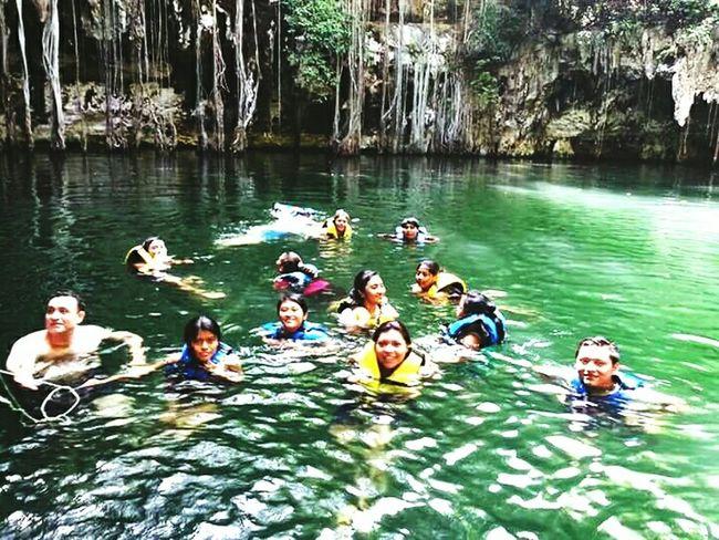 La naturaleza es sorprendente.!!! Nature Travel Cenotes Naturaleza Natural Beauty Enjoying Life Hi! Hello World Viaje Travel Photography