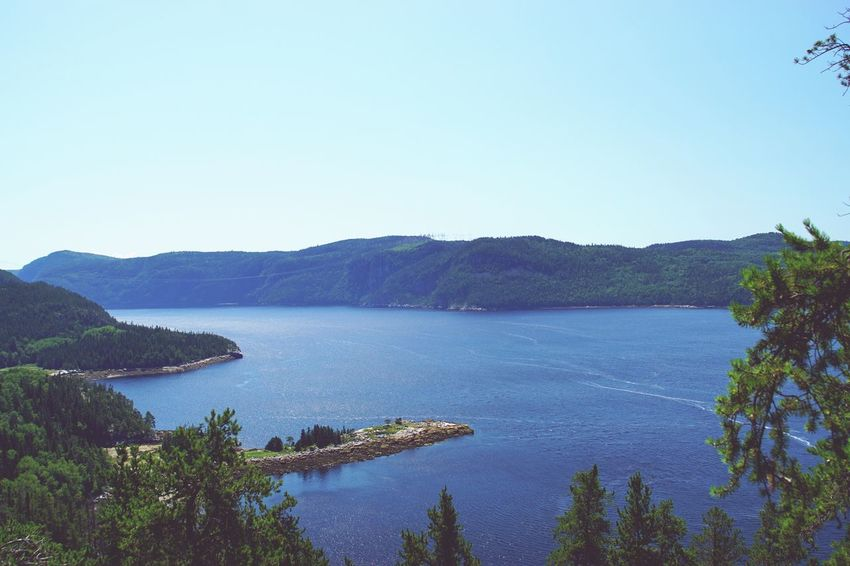 Peace And Quiet Hidden Gems  Water St-Lawrence Seaway Quebec Canada Check This Out Mountain View Mountains Travel